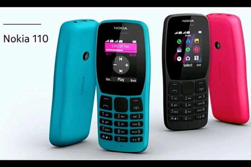 nokia 110 2019 800x533-ノキアが「Nokia 7.2」、「6.2」、「110」、「800 Tough」、「2720 Flip」の5つのモデルを発表