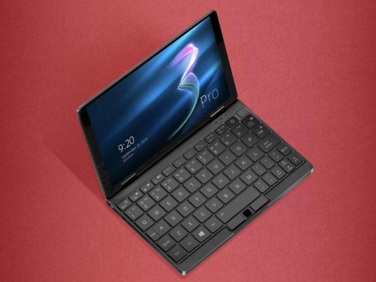 one mix 3s pro image 752x564-ONE-NETBOOKから「OneMix 3 Pro」が発表。第10世代Core i5-10210Yを搭載
