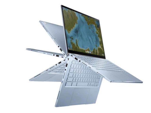 release asus chromebook flip c433 640x480-「ASUS Chrmebook Flip C433」は10月に英国で発売。£499(約7万円)から