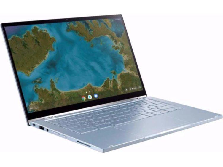 rumor asus chromebook c433 00 752x564-「ASUS Chromebook Flip C433」の公式画像がリーク。四角っぽいデザインになるようです