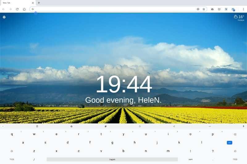 chrome os android keyboard 02 800x533-Chromebookのタブレットモードで他のキーボードアプリも選択できるようになりそう