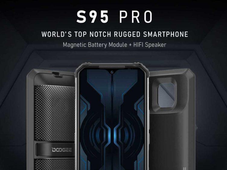 doogee s95 pro 00 752x564-GearBestで「DOOGEE S95 Pro」が約4万円になるフラッシュセール[PR]