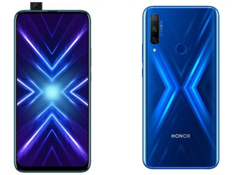 honor 9x global version image 752x564-「Honor 9X」のグローバルモデルが発売。Kirin710Fとトリプルリアカメラに