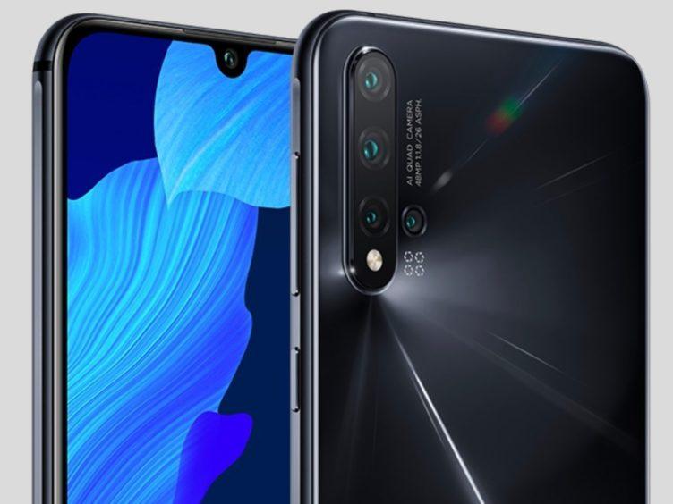 huawei nova 5 pro image 752x564-「Huawei Nova 6」には4Gモデルと5Gモデルが存在する可能性