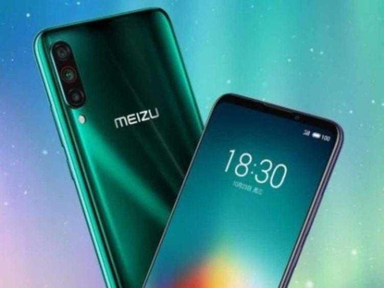 meizu 16t image 01 752x564-中国Meizuが「Meizu 16T」を発表。6.5インチでSnapdragon 855を搭載