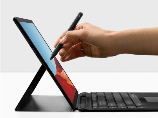 microsoft surface pro x image 640x480-マイクロソフトの「Surface Pro X」が国内でも2020年1月から発売開始