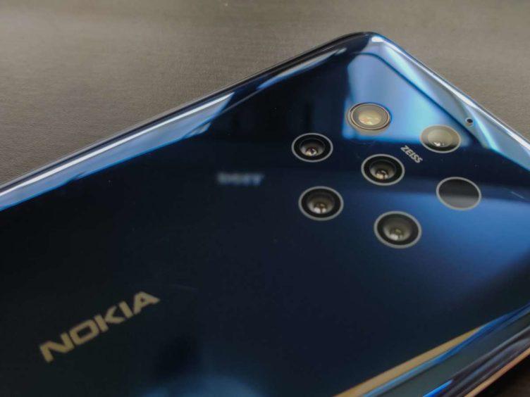 nokia 9 rear image 752x564-「Nokia 9.2」はSnapdragon 865を搭載して2020年後半に登場予定