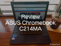 review asus chromebook flip c214ma 240x180-「ASUS Chromebook Detachable CM3」をレビュー!これは名機と言えるChromebookタブレット