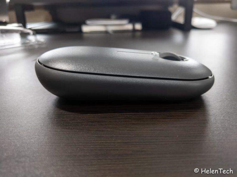 review logicool pebble m350 006 800x598-ロジクールのワイヤレスマウス「Pebble M350」をレビュー!Chromebookに良さそう