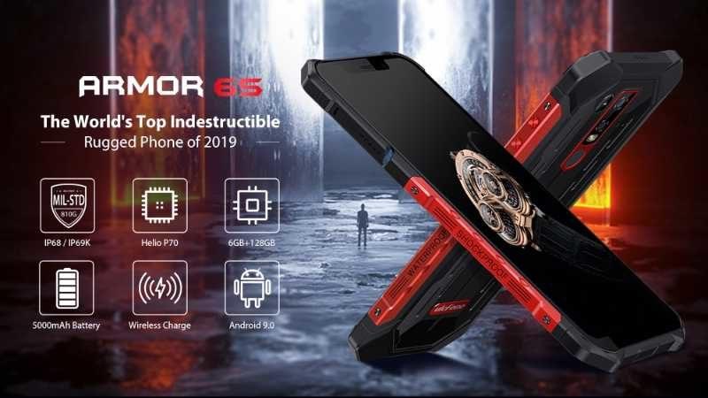 ulefone armor 6 800x450-GearBestで「OnePlus 7 Pro」や「ASUS ROG Phone 2」などがクーポンセール![PR]
