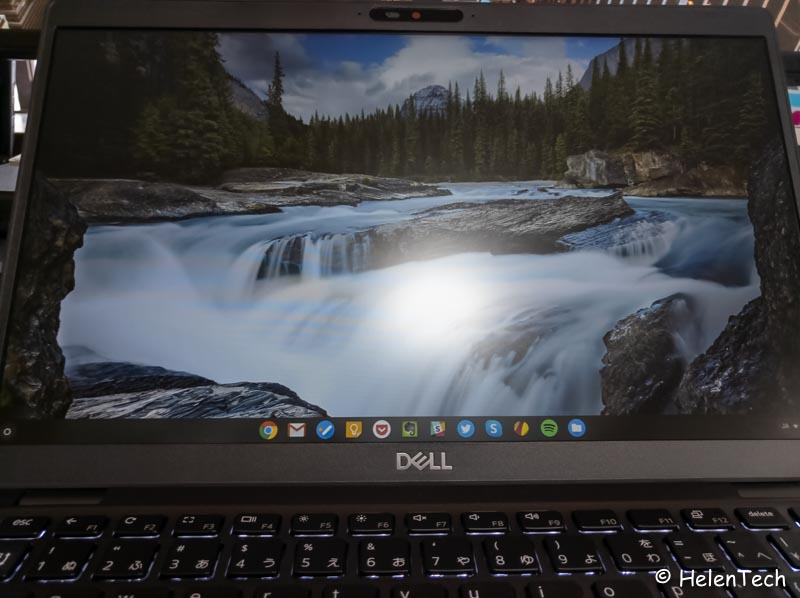Review DELL Latitude 5400 Chromebook Enterprise 023-DELL Latitude 5400 Chromebook Enterprise をレビュー。管理者向きのハイエンドデバイス