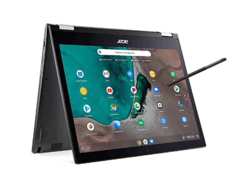 acer chromebook enterprise spin 13-Acerも海外でChromebook以外も含む「Chrome Enterprise」の新ラインを発表