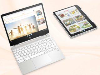 hp chromebook x360 12b image 320x240-「Acer Chromebook 512(C851)」が国内Amazonに登場。38,800円とお手頃価格の予定
