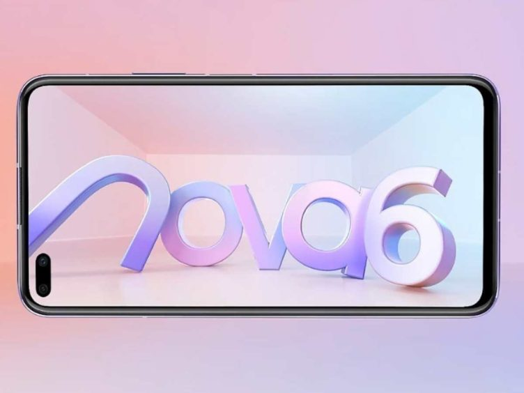 huawei nova 6 5g teaser 752x564-Huawei Nova 6 5G の公式ティーザー動画と一部スペックが登場