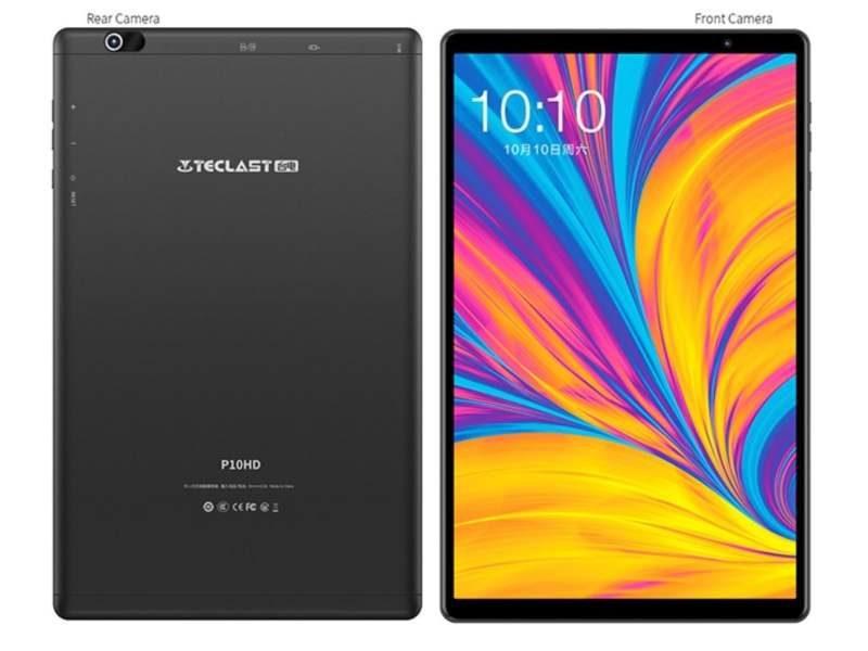 teclast p10hd image 02 800x600-GearBestで10インチタブレット「Teclast P10HD」がフラッシュセール[PR]