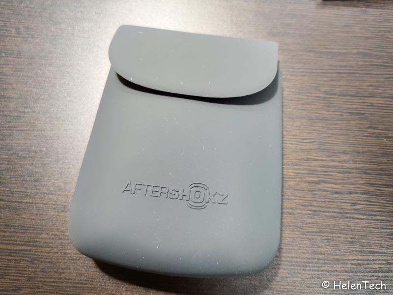 Review Aftershokz Aeropex 006-AfterShokzの骨伝導ワイヤレスヘッドホン「Aeropex」をレビュー。普段使いもあり