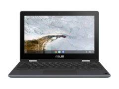 asus chromebook flip c214 ma eng 240x180-ASUSが「Chromebook Flip C214MA」の英語配列モデルを発売。ノングレア・スタイラス非搭載