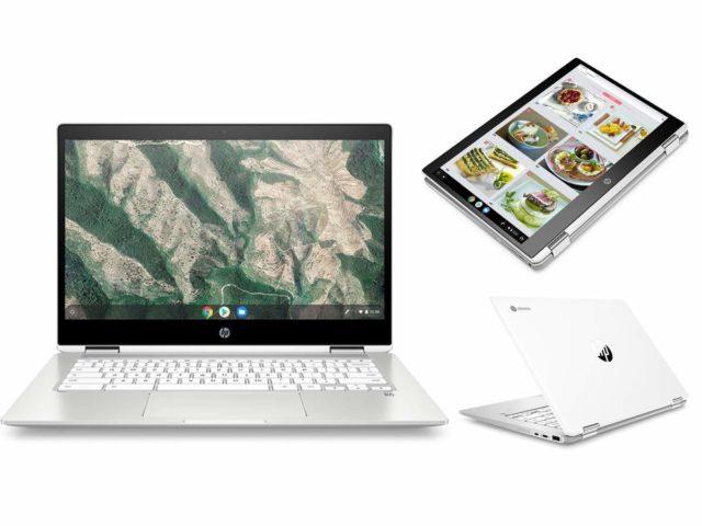 hp chromebook 14b main 640x480-日本HPが「Chromebook x360 14b」も販売開始。14インチフルHDでPentium N5000を搭載