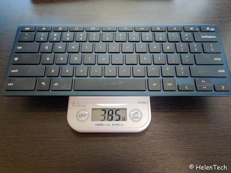 review brydge c type 009-Chromebook向けワイヤレスキーボード「BRYDGE C-TYPE」をレビュー