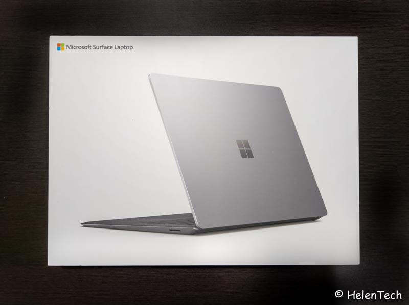 review ms surface laptop 3 001-マイクロソフト「Surface Laptop 3 13.5インチ」のCore i5、Alcantaraモデルを実機レビュー!