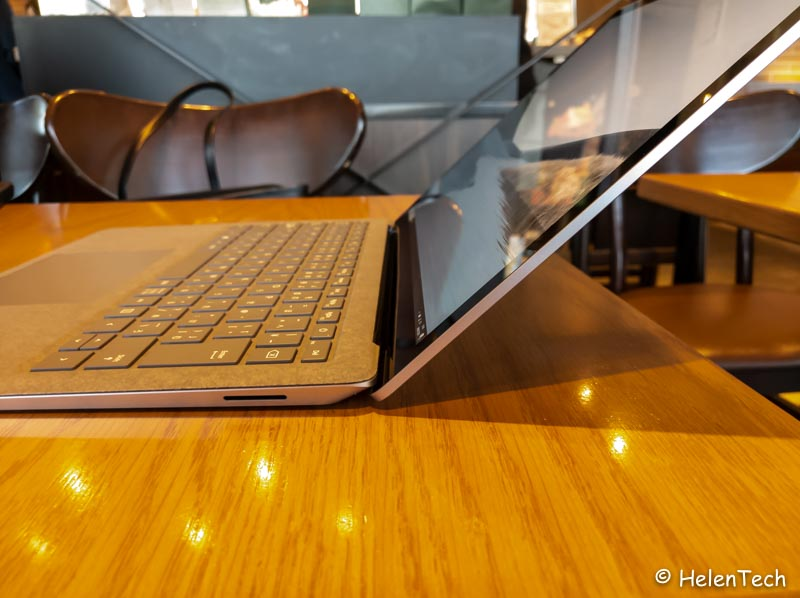 review ms surface laptop 3 024-マイクロソフト「Surface Laptop 3 13.5インチ」のCore i5、Alcantaraモデルを実機レビュー!