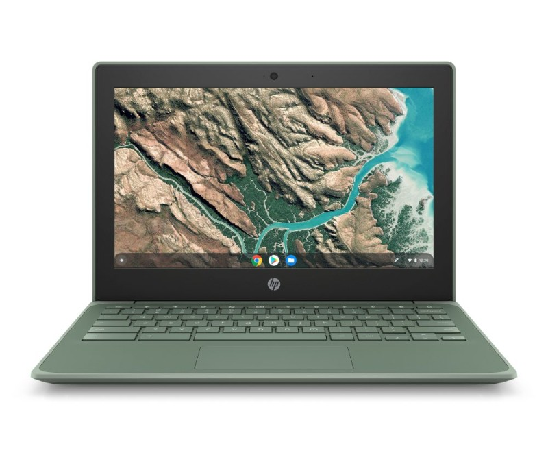 HP Chromebook 11 G8 EE Sage Green Front-HPがChromebook「11 / 11A G8 EE」、「x360 11 G3 EE」、「14 G6」を発表