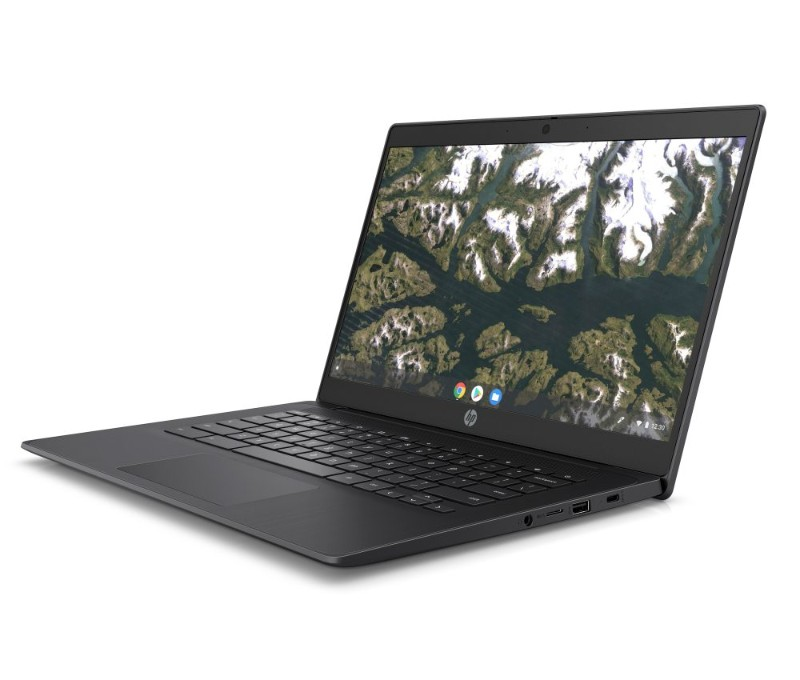 HP Chromebook 14 G6 Chalkboard Gray Front Left-HPがChromebook「11 / 11A G8 EE」、「x360 11 G3 EE」、「14 G6」を発表