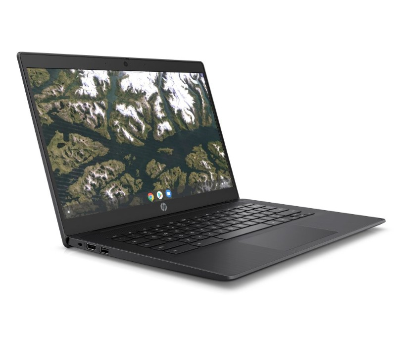 HP Chromebook 14 G6 Chalkboard Gray Front Right-HPがChromebook「11 / 11A G8 EE」、「x360 11 G3 EE」、「14 G6」を発表