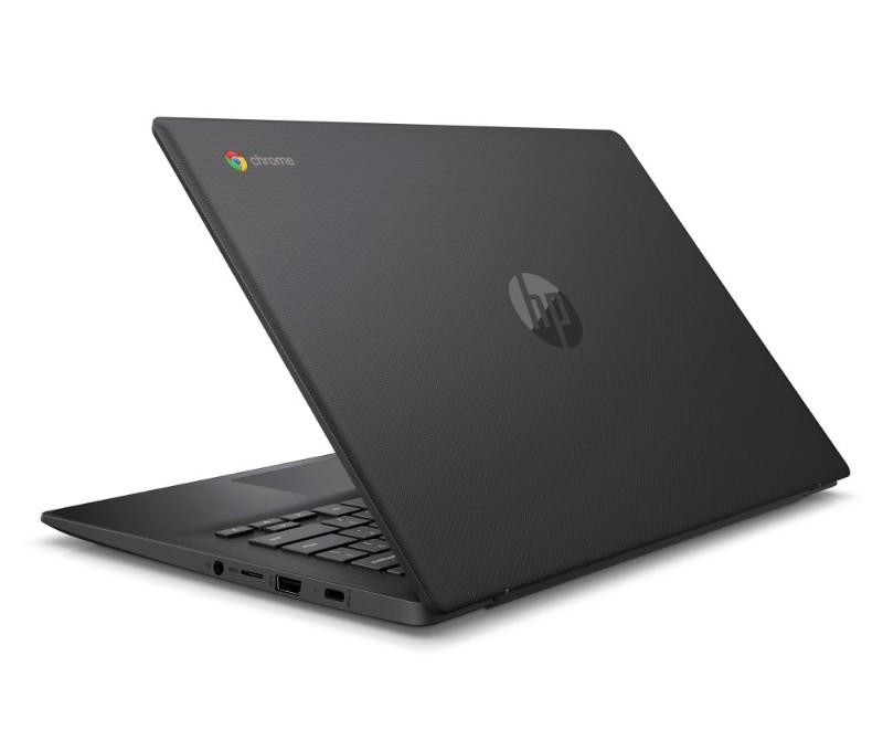 HP Chromebook 14 G6 Chalkboard Gray Rear Left-HPがChromebook「11 / 11A G8 EE」、「x360 11 G3 EE」、「14 G6」を発表