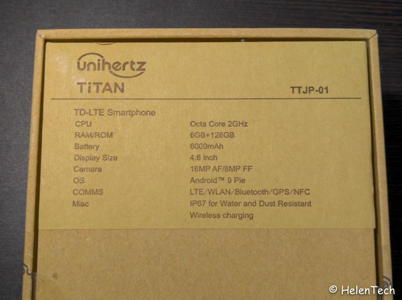 Review Unihertz Titan 002-物理キーボード搭載「Unihertz Titan」の実機レビュー!重たいけど入力するには良いデバイス