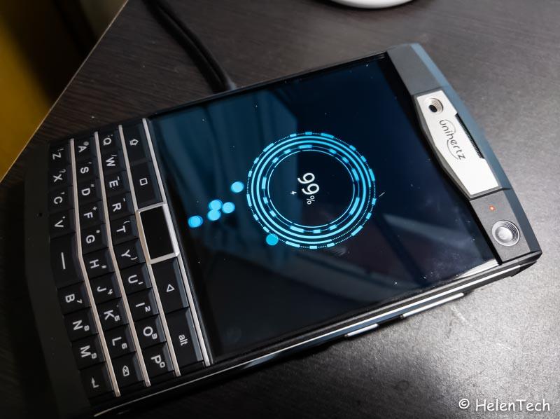 Review Unihertz Titan 016-物理キーボード搭載「Unihertz Titan」の実機レビュー!重たいけど入力するには良いデバイス
