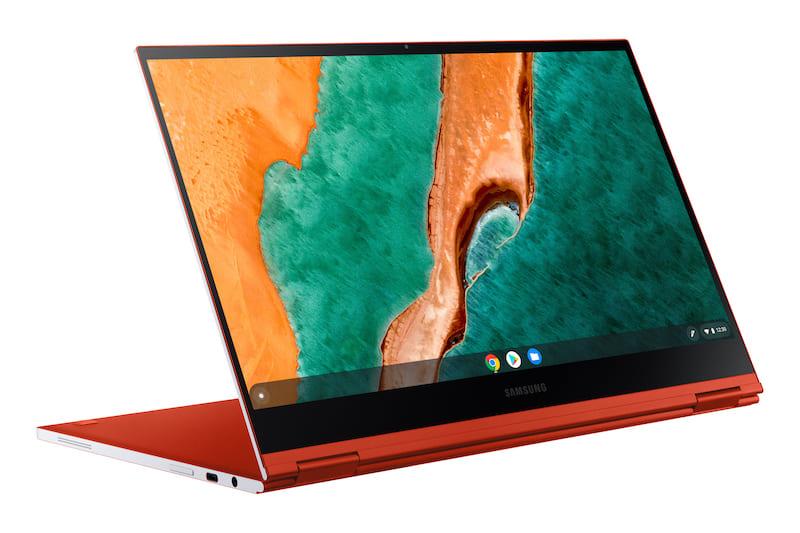 Samsung galaxy chromebook image 4-Samsungが「Galaxy Chromebook」をCES 2020で発表。4Kディスプレイに第10世代Coreシリーズ採用