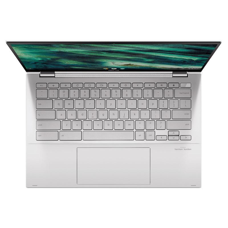 asus chromebook flip c436 image 1-ASUSがついに「Chromebook Flip C436FA」をCES 2020で発表!指紋センサとUSIスタイラスペン対応