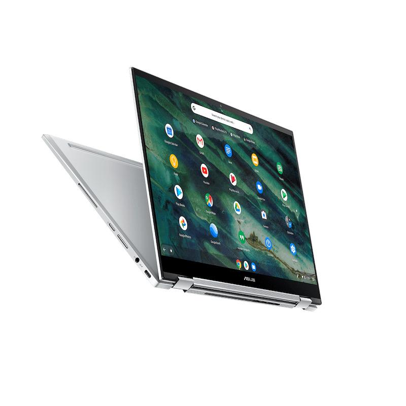 asus chromebook flip c436 image 2-ASUSがついに「Chromebook Flip C436FA」をCES 2020で発表!指紋センサとUSIスタイラスペン対応