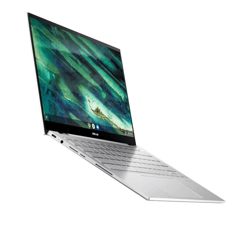 asus chromebook flip c436 image 5-ASUSがついに「Chromebook Flip C436FA」をCES 2020で発表!指紋センサとUSIスタイラスペン対応