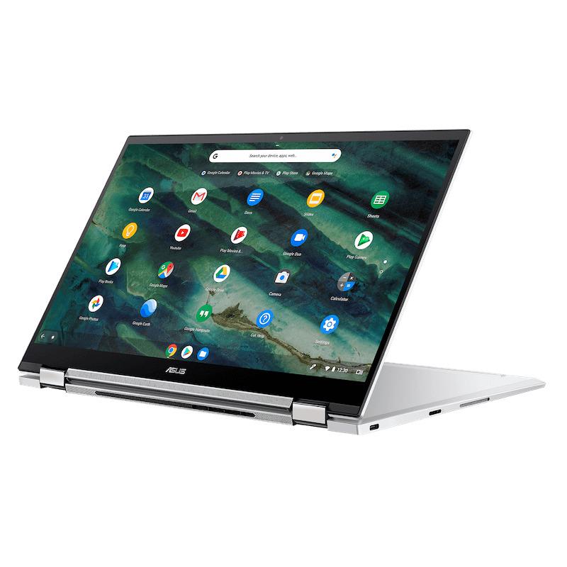 asus chromebook flip c436 image 6-ASUSがついに「Chromebook Flip C436FA」をCES 2020で発表!指紋センサとUSIスタイラスペン対応
