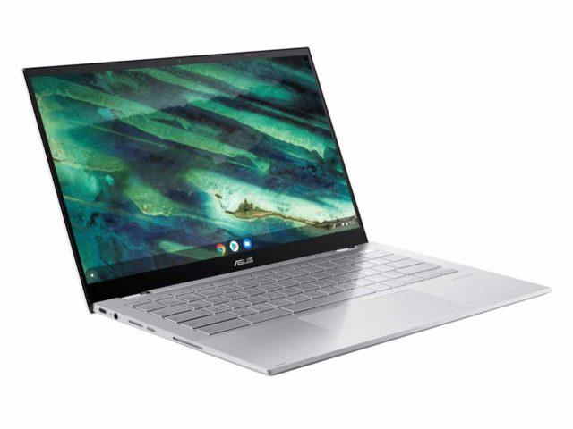asus chromebook flip c436 image 640x480-ASUSがついに「Chromebook Flip C436FA」をCES 2020で発表!指紋センサとUSIスタイラスペン対応