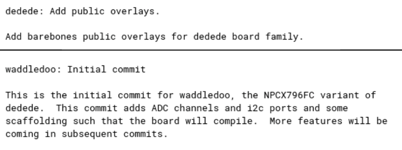 dedede and waddledoo chromebook-今度は「dedede」というコードのChromebookが開発中。インテルのJasper Lakeを搭載か