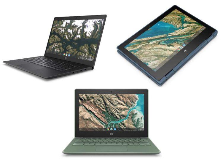 hp bett 2020 release chromebooks 752x564-HPがChromebook「11 / 11A G8 EE」、「x360 11 G3 EE」、「14 G6」を発表