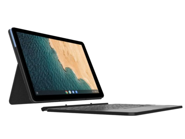 lenovo ideapad duet chromebook image 752x564-米Amazonで「Lenovo Duet Chromebook」が登場。270ドルからで直送可能だけどまだ待ちそう