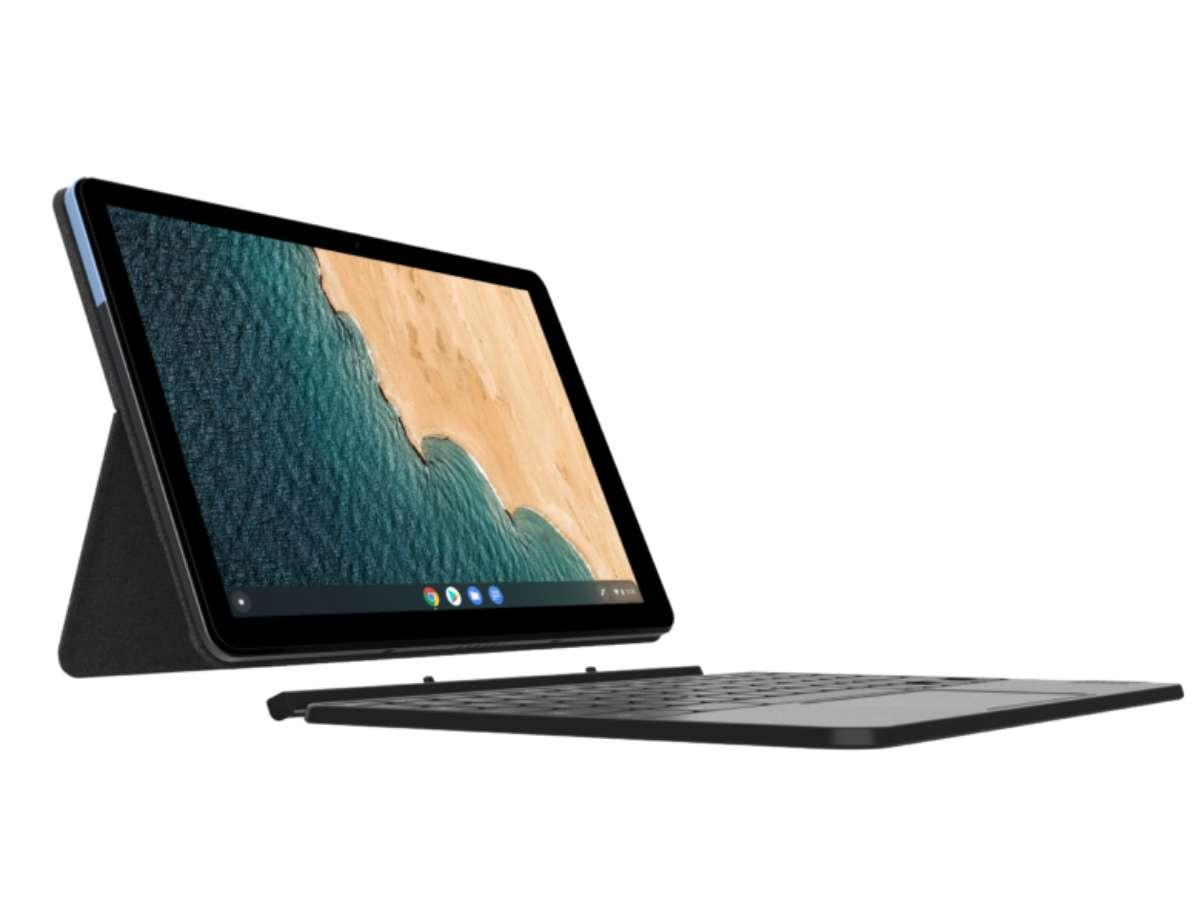 lenovo ideapad duet chromebook image-Samsungの「Chromebook Pro」もようやくLinuxアプリ対応になるかも