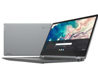 lenovo ideapad flex5 chromebook image 320x240-「Lenovo Chromebook Flex 5」のCore i3-10110Uモデルが米Amazonで販売開始。直送も可能