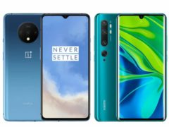 oneplus 7t and xiaomi note10 240x180-GearBestで「OnePlus 7T」や「Xiaomi Mi Note 10」などがクーポンセールでお買い得![PR]