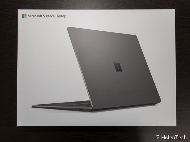 reivew surface lapotp 3 15 001-「Microsoft Surface Laptop 3」の15インチモデルを実機レビュー!スタンダードだけどスタイリッシュなノートパソコン