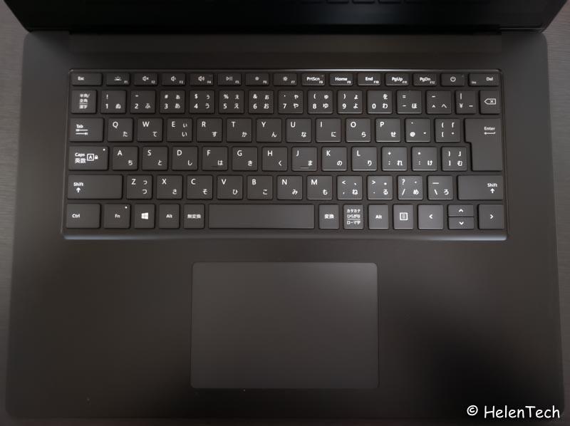 reivew surface lapotp 3 15 009-「Microsoft Surface Laptop 3」の15インチモデルを実機レビュー!スタンダードだけどスタイリッシュなノートパソコン