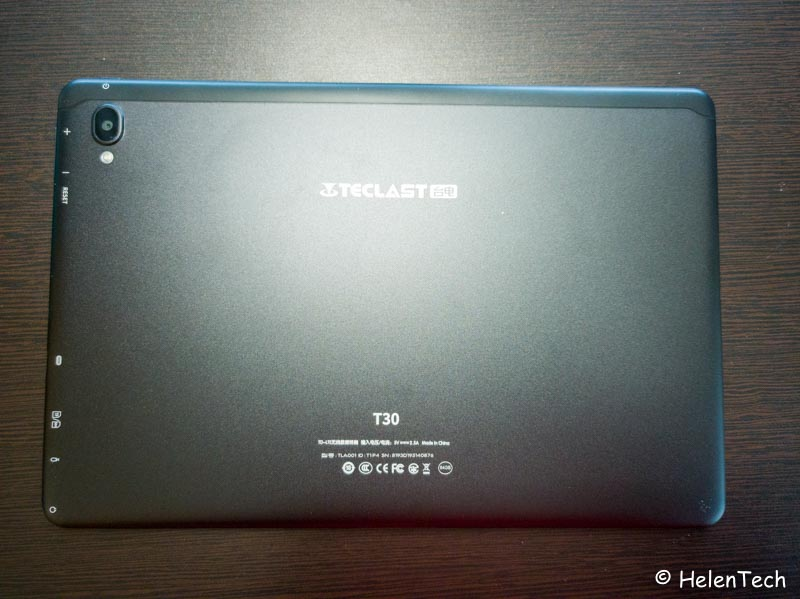 reivew teclast t30 005-「Teclast T30」を実機レビュー!気軽に使える低価格10インチAndroidタブレット