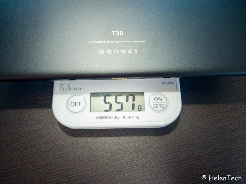 reivew teclast t30 010-「Teclast T30」を実機レビュー!気軽に使える低価格10インチAndroidタブレット