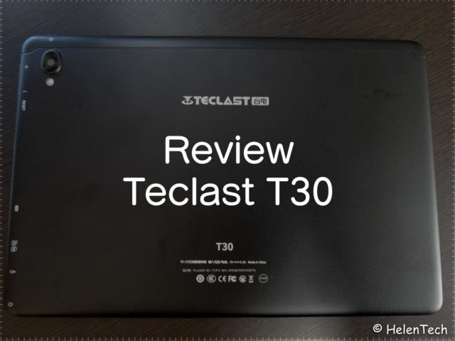 reivew teclast t30 640x480-「Teclast T30」を実機レビュー!気軽に使える低価格10インチAndroidタブレット