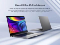 xiaomi mi notebook pro 15 image 240x180-UMPCの「One Netbook One Mix」がGeekbuyingでクーポン割引価格で購入のチャンス!