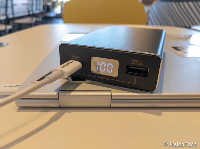 Review cheero power plus 5 012-PD45W出力のモバイルバッテリー「cheero Power Plus 5 15000mAh」をレビュー!Chromebookに良いかも